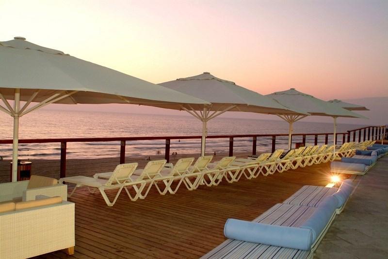מלון דניאל הרצליה - חוף הים
